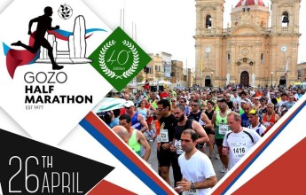Preparations in full swing for 40th edition of the Gozo Half Marathon