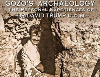 Gozo's Archaeology: A public lecture by Dr David Trump
