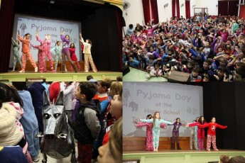 Pyjama Day at Gozo's 'Happy School' raises €679 for Puttinu Cares
