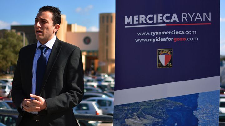 Gozo should not be caught in a political crossfire -  Ryan Mercieca