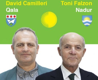 Aims of AD Gozo Local Council candidates if elected for Qala and Nadur