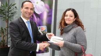 BOV launches Easter promotion on credit cards, with chance to win €50