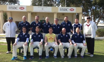 Marsa lose against touring team Beckenham CC from the UK