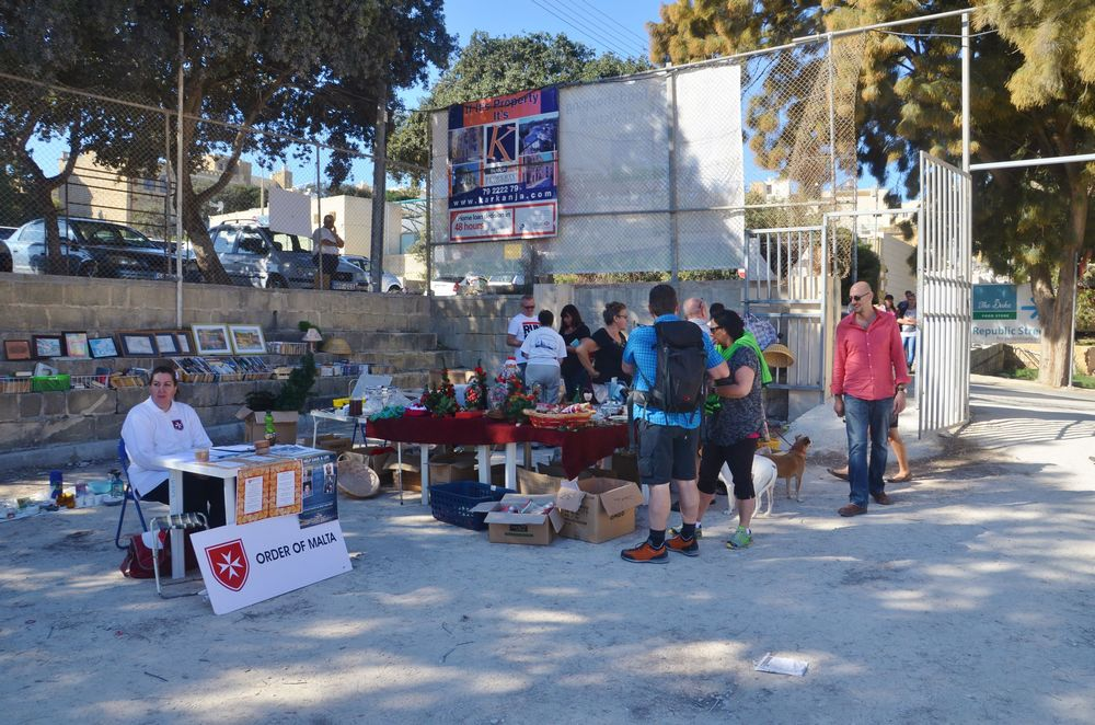 Charity Fair in aid of the Friends of the Sick and Elderly Gozo