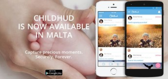 Childhud launches its first app for safe sharing of family memories