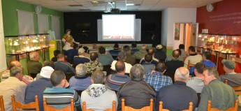 Magro Brothers' farmers attend important seminars & training sessions