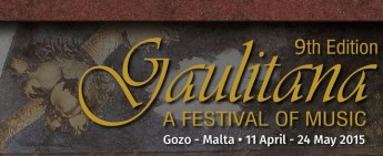 Gaulitana: A Festival of Music 9th edition programme of events