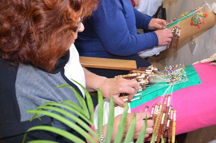 Explore the craft of lace making at the Gozo Lace Day on Sunday