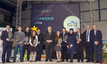 Jockey Marvin Cauchi awarded the Sportsman of the year in Gozo