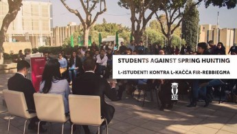 University Students' Council declares position as against spring hunting