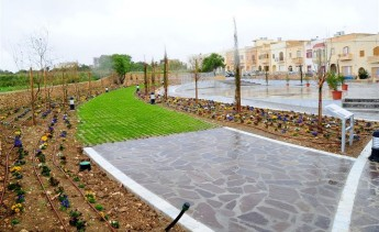 Kercem botanical garden inaugurated by the Minister for Gozo