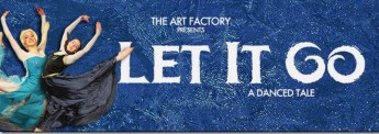 Let it Go: Dance narrative of 'Frozen' with students of the Art Factory