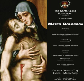 Mater Dolorosa: Concert of Sacred Music at St Francis Church in Victoria
