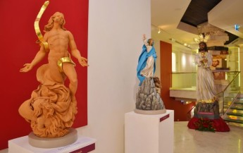 Sacred Art Exhibition 'Divinità' by Michael Cutajar Zahra