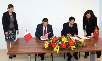 Malta & China sign Memorandum of Understanding in the field of sport