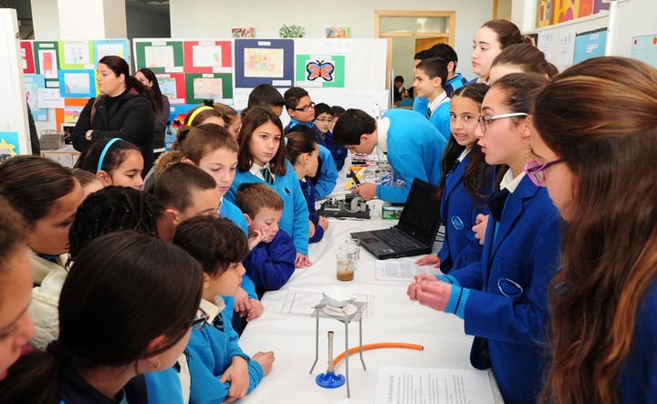 2nd edition of NSTF Science Days in Gozo gets off to a great start
