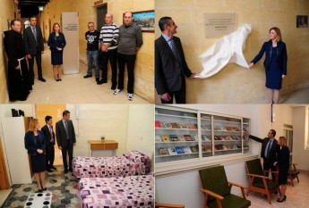 Gozo's first night shelter for the elderly launched in Ghajnsielem