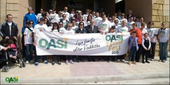 OASI Family Fest hailed a great success, large crowds enjoy perfect weather