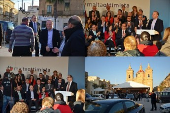32 PL Gozo candidates, one of the most powerful teams ever presented - PM