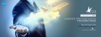Public conference taking place on Career Progression in the Aviation Industry