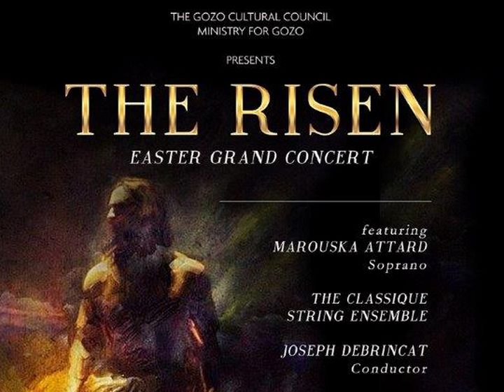 The Risen - Gozo Easter Grand Concert with the Classique String Ensemble