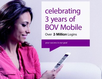 Bank of Valletta celebrates 3 years of BOV Mobile - surpasses 3.3 m logins