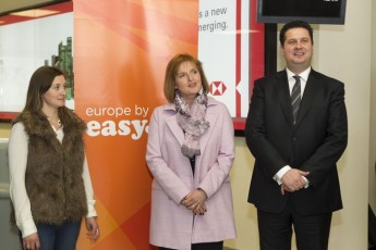 easyJet celebrates flying two million passengers from Malta