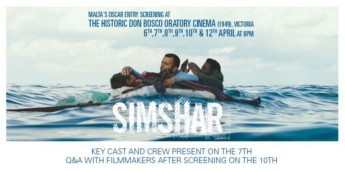 Simshar: Malta's first ever Oscar submission, being screened in Gozo