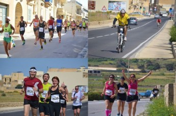 Fontanel and Booker win the 40th Edition of the Gozo Half Marathon