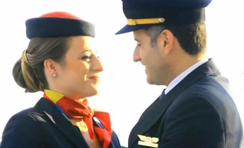 A special wedding at MIA - All for the love of aviation