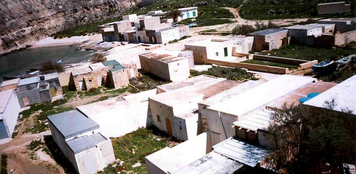 Dwejra boathouses being re-evaluated in view of Rural & Design Policy - MEPA