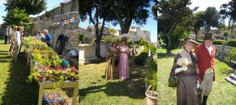 Din l-Art Helwa's annual Spring Fete at the Msida Bastion Gardens