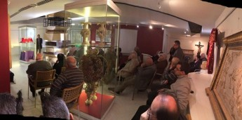 Jewish items of historical & biblical value presented to Heart of Gozo museum