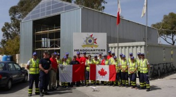 Gozo Search & Rescue Course by Canadian International Rescue Organisation