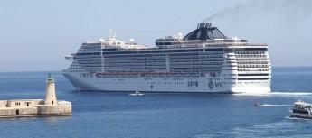 MSC Fantasia bringing 120,000 passengers to Malta in 2015