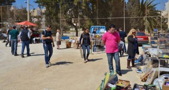Charity Fair in Victoria in aid of the Friends of the Sick & Elderly Gozo