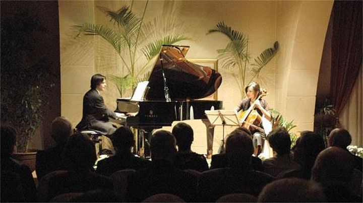 Fundraising piano & cello recital next Saturday at Kempinski San Lawrenz