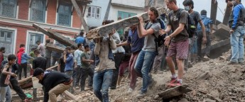 Appeal for donations for victims of the earthquake in Nepal