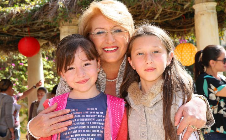 The President's Secret Garden welcomes hundreds of children on opening day