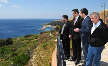 35 projects costing around €5 million underway in 13 Gozo localities