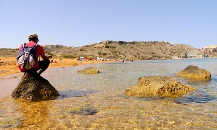 Blug Flag awards for Malta: Nine beaches includes Ramla Bay in Gozo