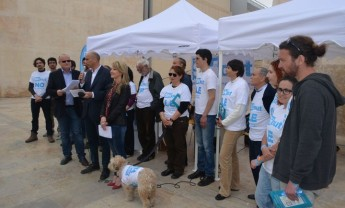 "Create a better future, says Shout, as animal NGOs appeal to voters ""to vote No"""
