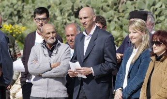 SHout campaigners appeal to Gozitan voters to vote 'N0' on Saturday