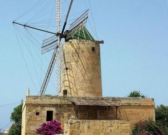 Visit Ta' Kola Windmill & Ggantija at discounted prices for Xaghra day