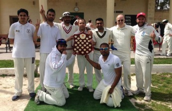 Cricket Winter Wallop Final battle between the Magpies and the Bees