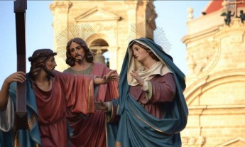Gozo Easter Festival - Grand Easter Pageant on Easter Sunday in Xaghra