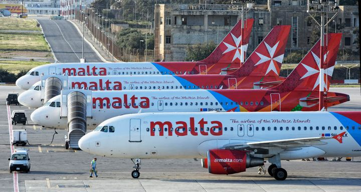 Air Malta increasing flights on its Malta based routes this winter