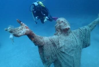 Archbishop Scicluna to bless underwater statue - Kristu tal-Bahhara