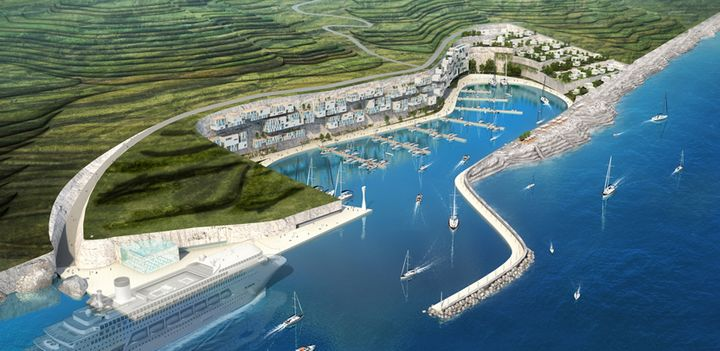 Architects say it was a mistake to unveil plans for Gozo cruise terminal