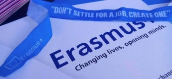 EU Programme Erasmus+ information session taking place in Gozo